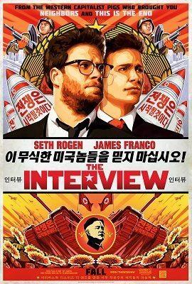 Película The Interview con James Franco y Seth Rogen
