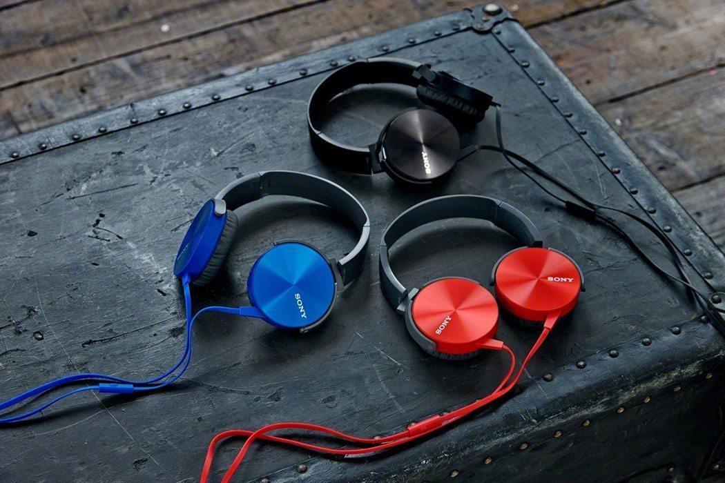 Audífonos Sony XB450