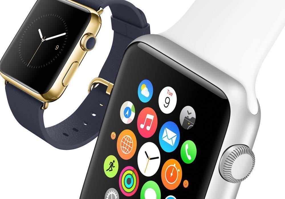 Apple Watch - Spring Forward