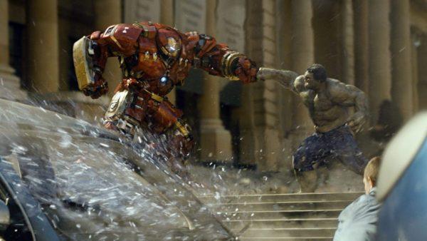 Crítica Avengers: Age of Ultron
