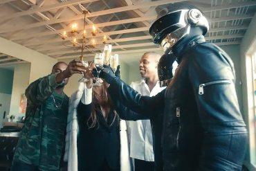 Tidal — Daft Punk, Madonna, Jay Z y Kanye West
