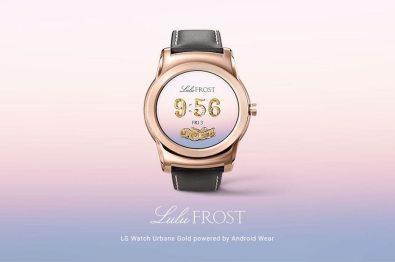 Android Wear Lulu Frost