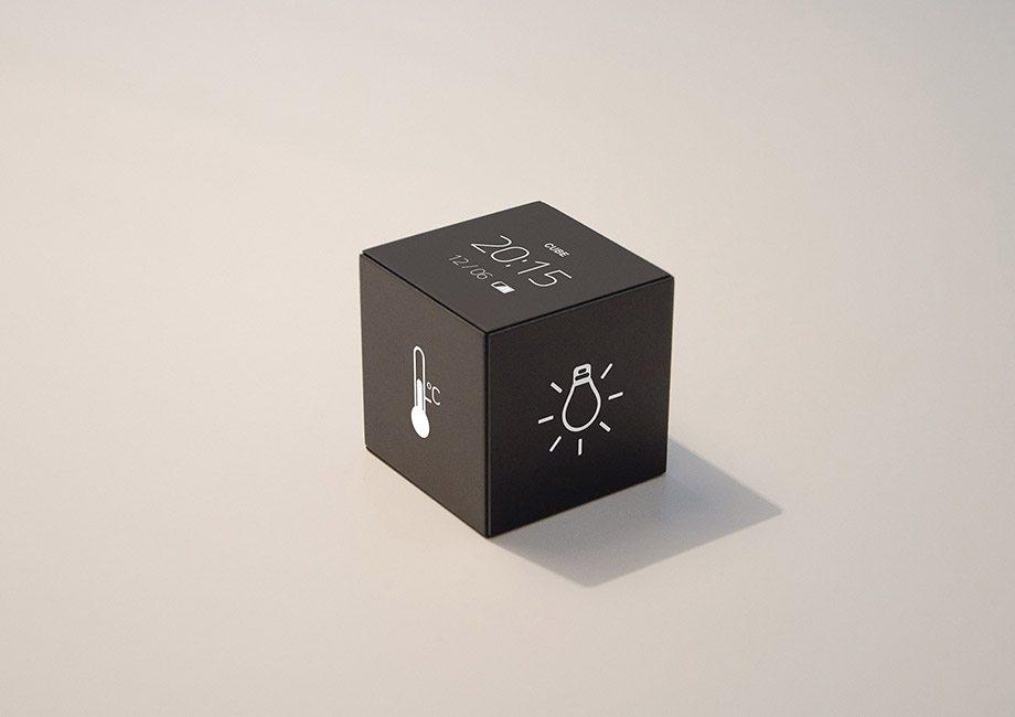 Cube - Control Remoto para el hogar inteligente