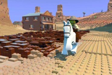 Lego Worlds Minecraft