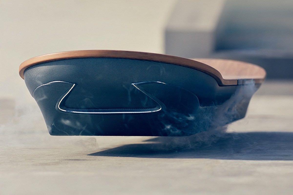 Lexus Hoverboard 5 de agosto