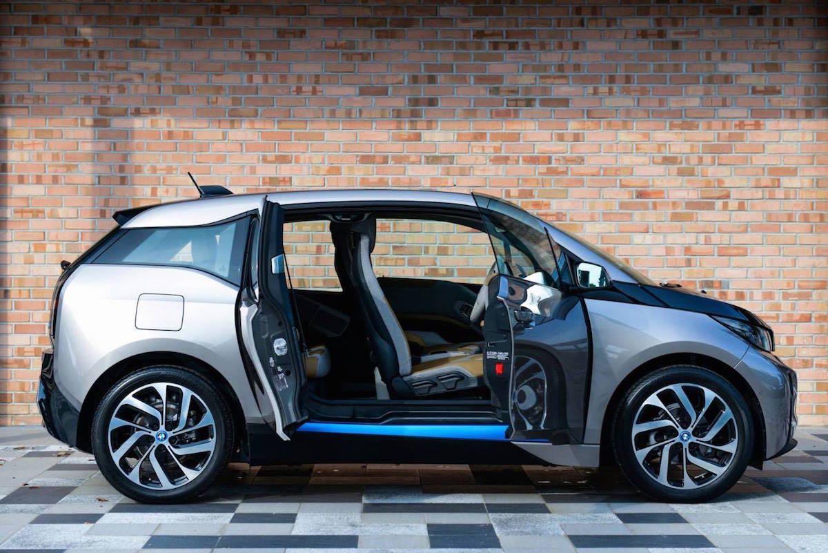 El auto de Apple pudiera utilizar al BMW i3 como base