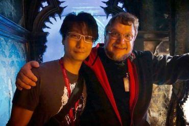 Hideo Kojima y Guillermo del Toro