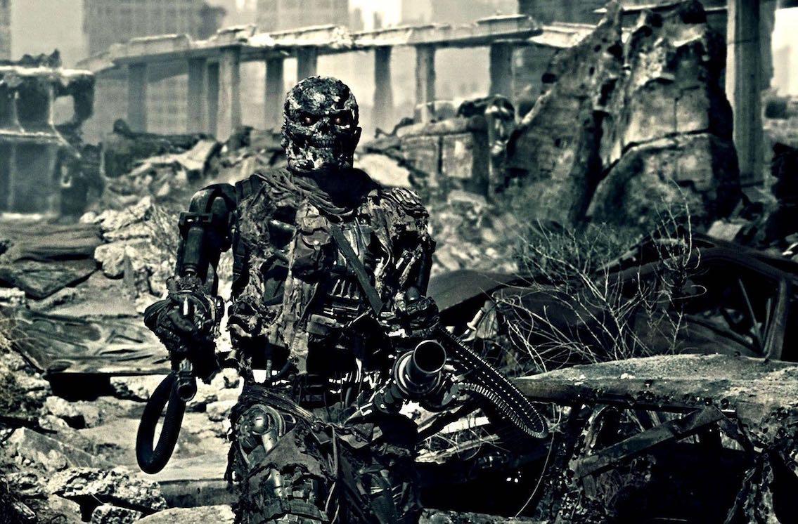 Terminator Salvation - Inteligencia Artificial