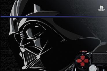 PS4 Darth Vader — Playstation 4 Star Wars Battlefront bundle