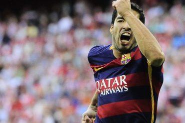 Gol de Luis Suárez da la victoria al FC Barcelona ante Athletic Bilbao
