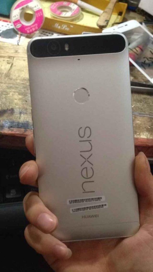 Nexus Huawei 2015