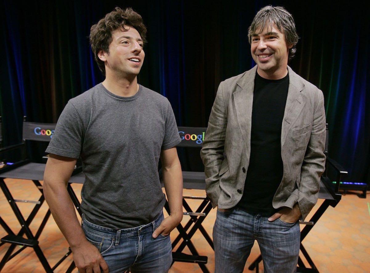 Sergey Brin y Larry Page estarán a cargo ahora de Alphabet.