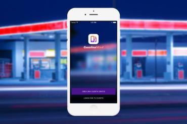 Gasolina Móvil para iPhone y Android