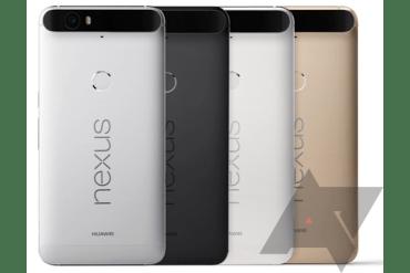 Google Nexus 6P Huawei
