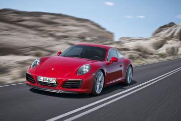 Porsche 911 Carrera S 2016