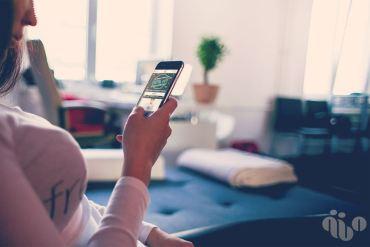 Aumentan las compras mediante smartphones