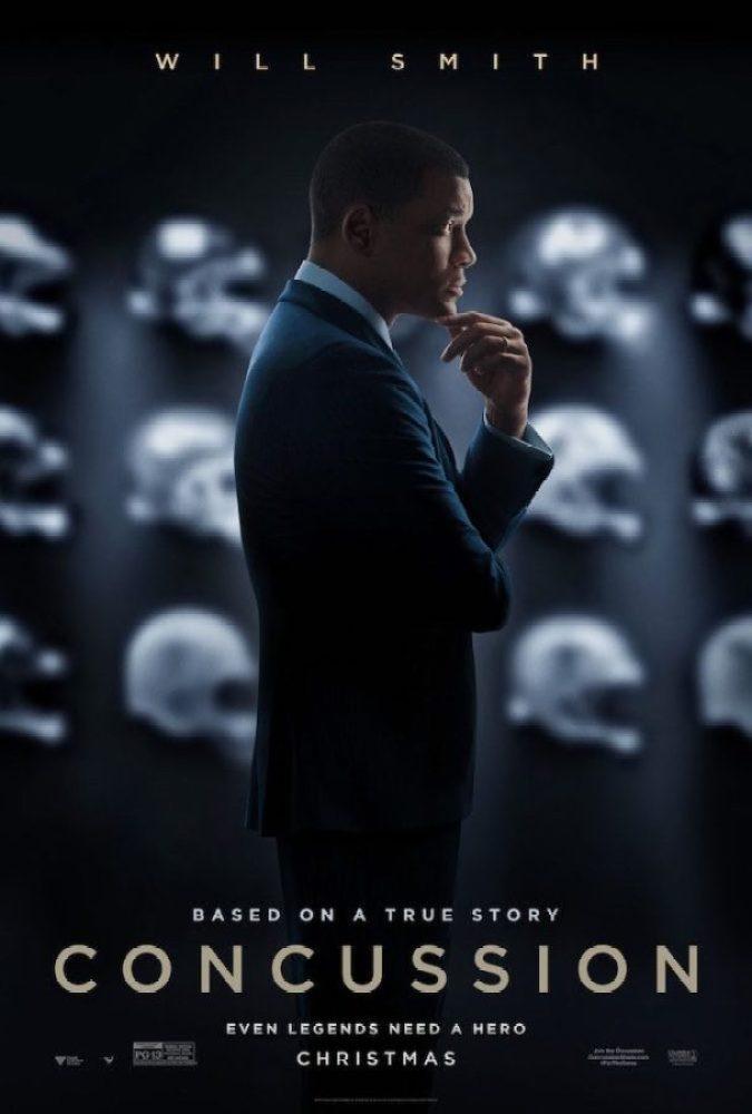 Reseña Concussion Will Smith