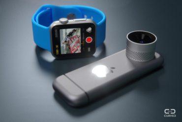 Concepto Cámara iPro Apple