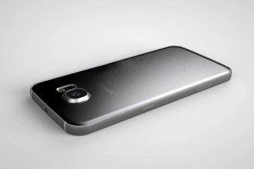 Samsung Galaxy S7 Plus render