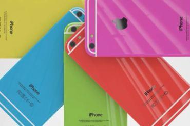 iPhone 6C a presentarse en enero 2016