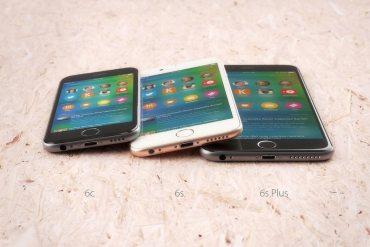Concepto iPhone 6C