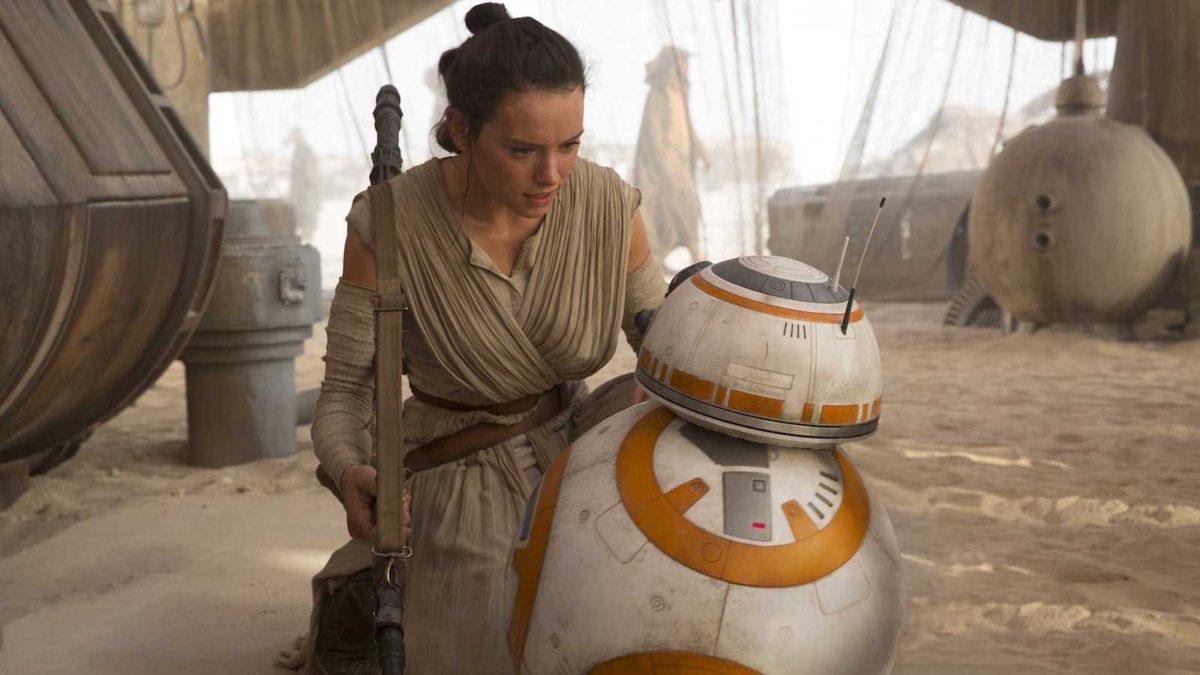 Star Wars: The Force Awakens, la primera película en toda la historia que consigue superar la barrera de los 100 millones en 24 horas.