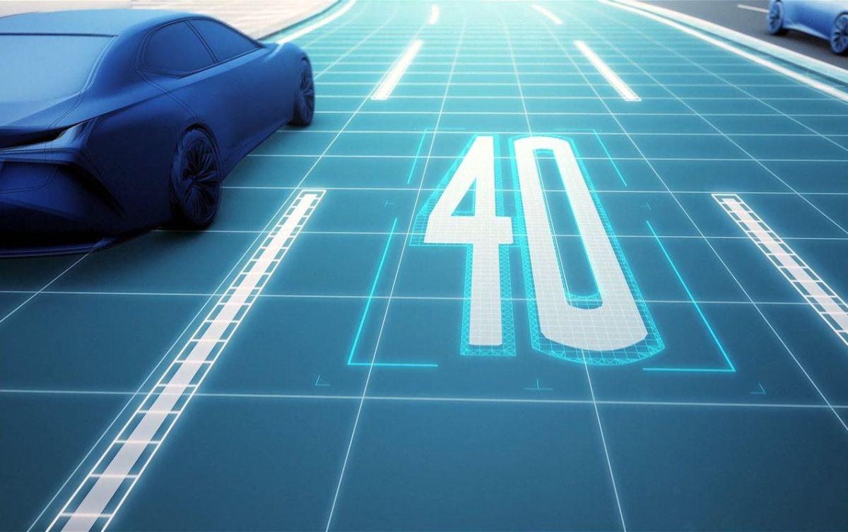 Toyota dará a conocer un sistema nuevo de generación de mapas en el CES