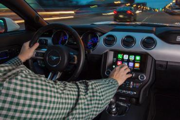 Apple CarPlay y Android Auto llegan a Ford SYNC 3