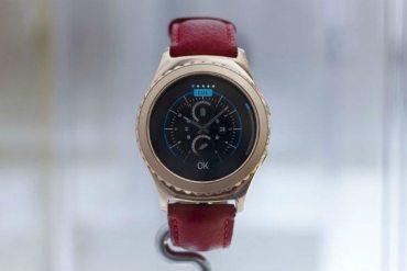 Samsung Gear S2 Oro y Platino