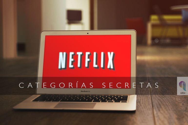 Categorías Secretas en Netflix