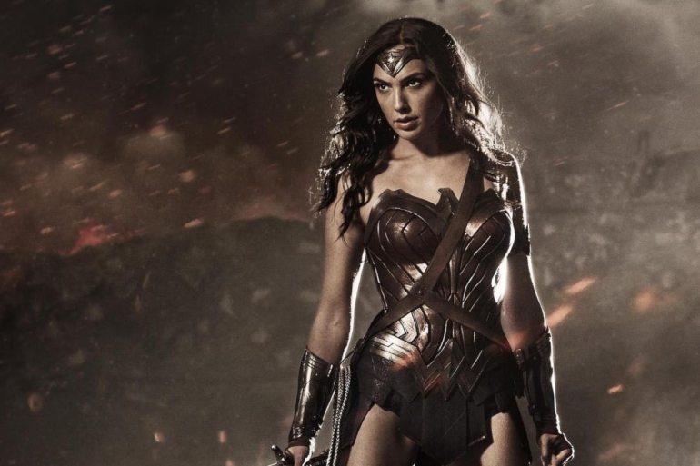 Película Wonder Woman 2017