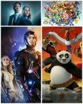 Legalmente Nerd: Legends of Kung Fu Panda 3 X-Files
