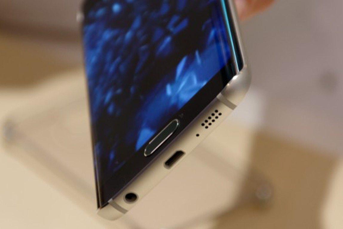 Samsung Galaxy S7 edge colores filtrados
