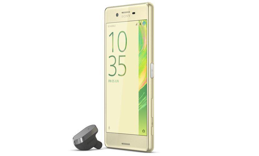 Sony Xperia X y Sony Xperia Ear