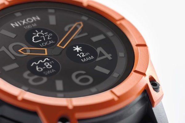 Nixon Mission reloj inteligente
