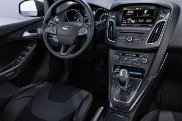 Ford Focus Titanium 2016 hatchback