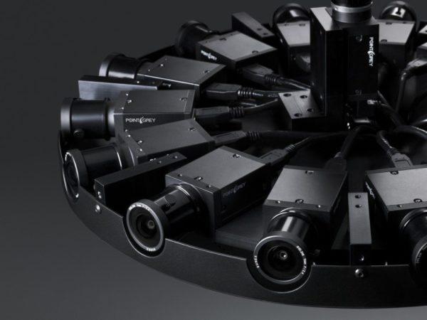 Facebook Surround 360 cámara de realidad virtual de 360º