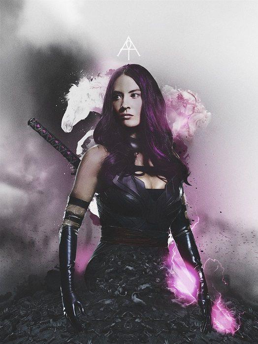 Olivia Munn psylocke — Reseña de X-Men: Apocalypse