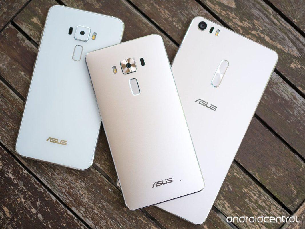 ASUS Zenfone 3, Zenfone 3 Deluxe y Zenfone 3 Ultra