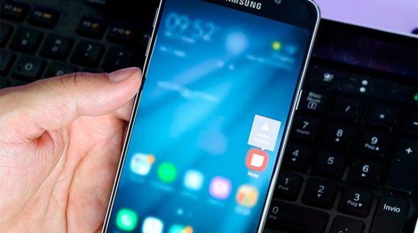 Grace UX Nueva Interfaz Samsung Galaxy Note 7