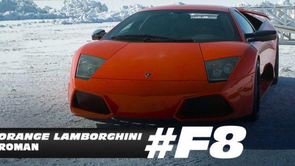 Autos de Fast 8