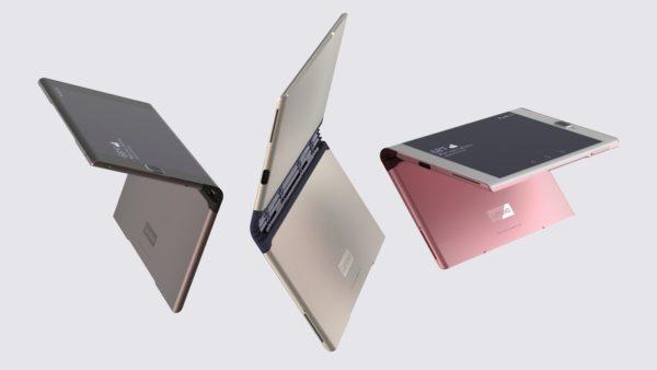Lenovo Folio - Tablet se dobla en smartphone