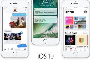 iOS 10 permitirá borrar apps Preinstaladas