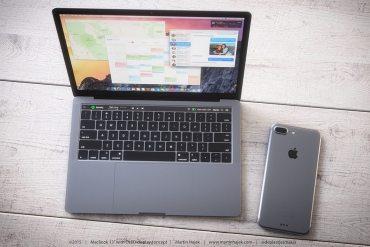 Renovación MacBook Pro 2016 con panel OLED