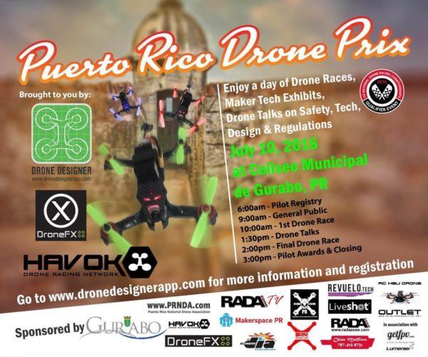 Puerto Rico Drone Prix 2016