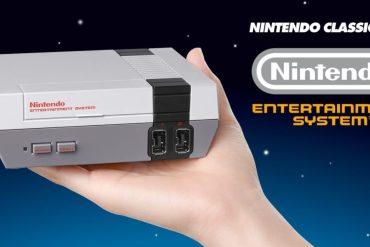 NES Classic Mini 2016