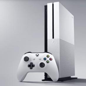Xbox One S fecha de venta