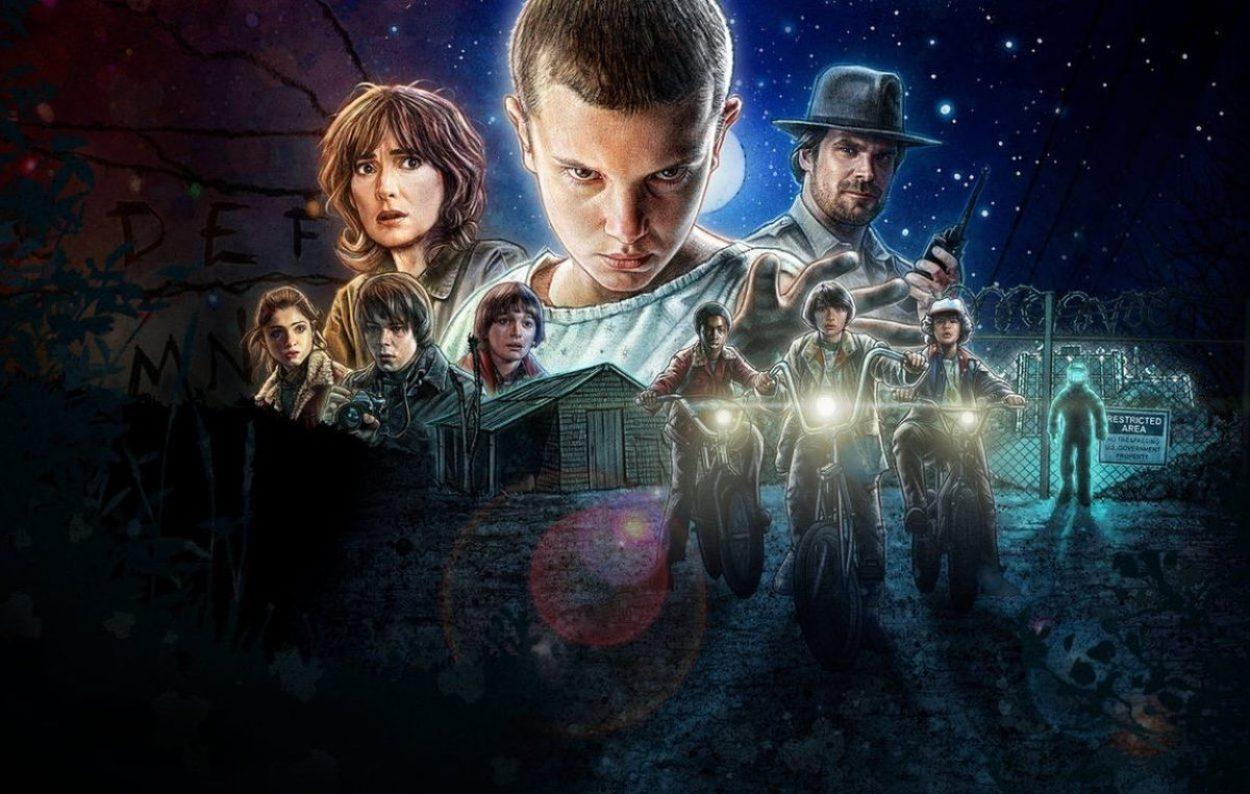 Crítica Stranger Things - Algunasde las mejores series y películas para descargar ya en Netflix
