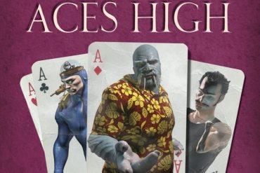 Wild Cards serie de TV George R.R. Martin