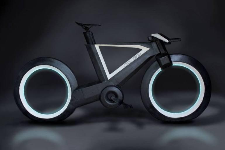 Bicicleta Cyclotron